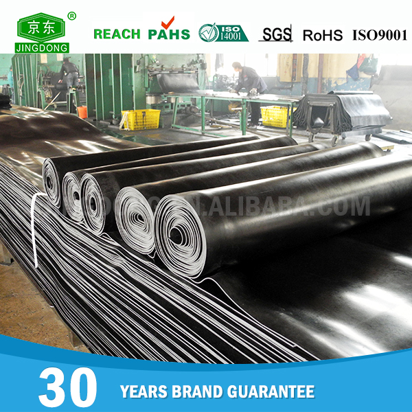 Heavy Duty 6mm thickness rubber sheet