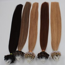 Best Supplier Top Quality Long Lasting Amazing Thick End Brazilian Double Loop Micro Ring Hair Extensions