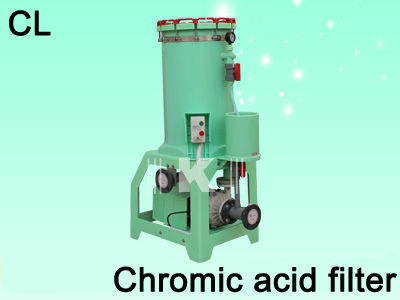 chromic acid filter, KUO BAO brand , corrosion resistance good