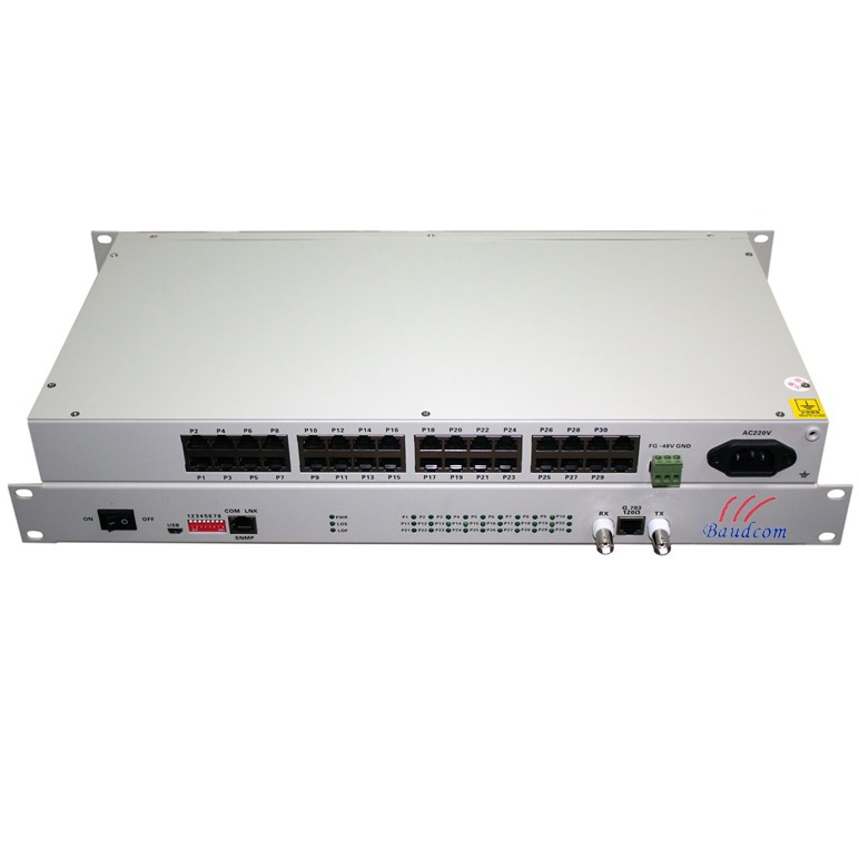 Environmental Adaptability pcm 30 channel multiplexer