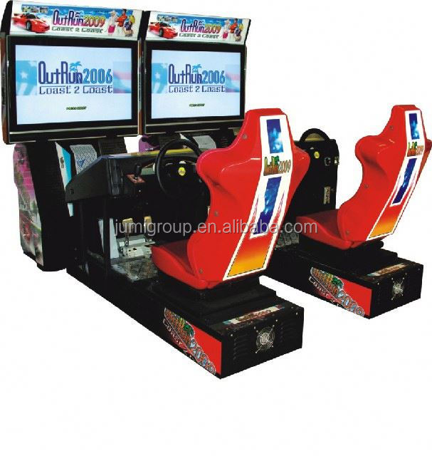 15years experience for amusement initial d 4 arcade machine