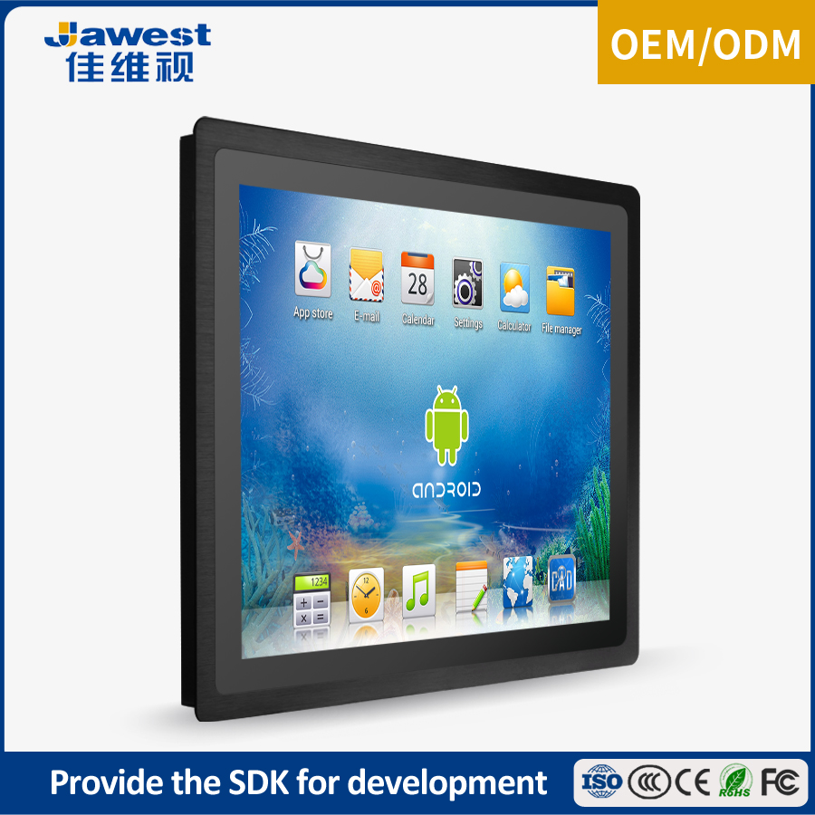 Jawest computer monitor manufacturer Indusreial 10 inch 2gb ram 32gb tablet pc