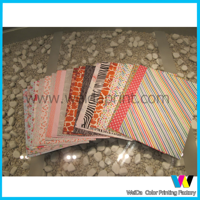 many kinds of custom tissue paper