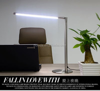 dimmable eye-care 5W modern touchable LED desk lamp