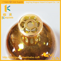 wholesale empty 200ml shining glass crystal aroma bottle