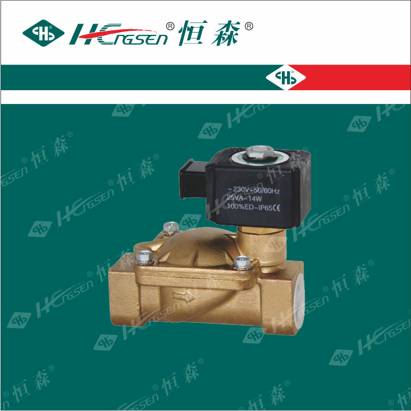 Solenoid Valve Normally Closed Water,Air,Oil Solenoid Valve/Servo-Assisted Diaphragm Solenoind Valve