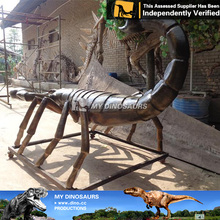 MY Dino-Giant Artificial Silicon Rubber Insect Model for Park