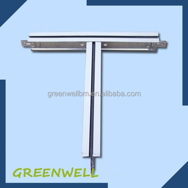 Meal building material galvanized suspended ceiling t bar system
