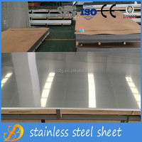3mm 304 stainless steel sheet for decoration