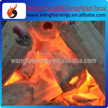 2016 New bbq charcoal distributor indonesia