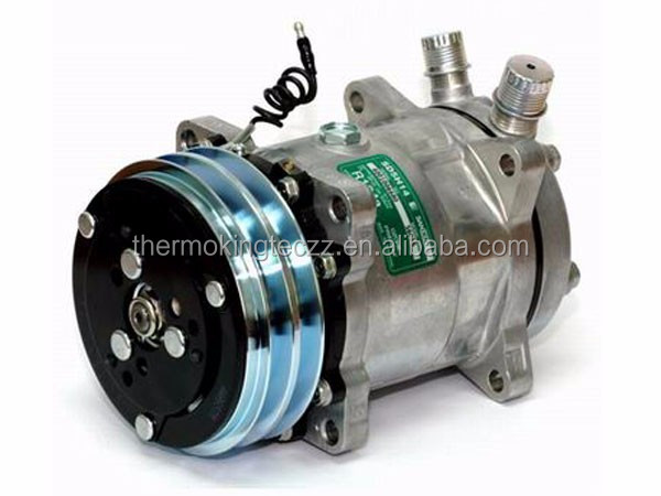 Truck Cab Air Conditioner Compressor TKT-60T