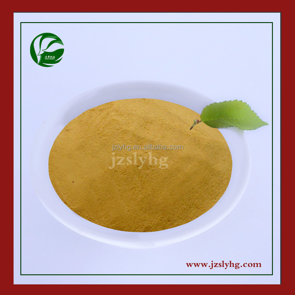 calcium lignosulphonate powder admixture as bonding agents