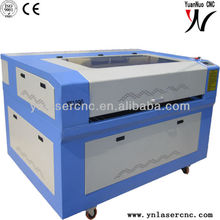 YN1390 China laser cutter price/laser cutting and engraving machine with best price