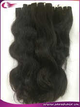 Amazing low price remy virgin natural wavy hair