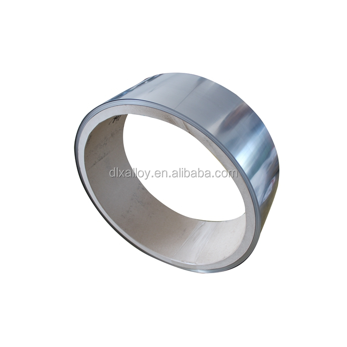 High Accuracy Alloy Invar 36 Strip W.Nr 1.39125