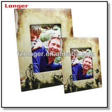 Promotion Decorative Custom Design Print Paper Cardboard sexy photo frame