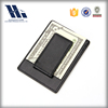 manufacturer price luxury mens slim money clip rfid leather wallet