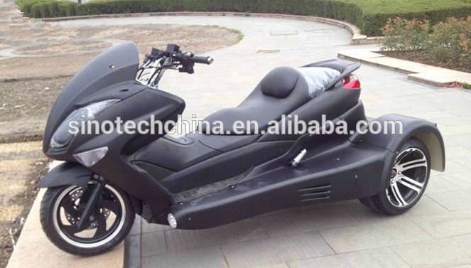 China manufacturer trike three wheel motorcycle for sale