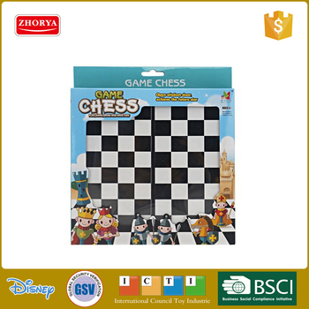 new board game kids educational play chess game