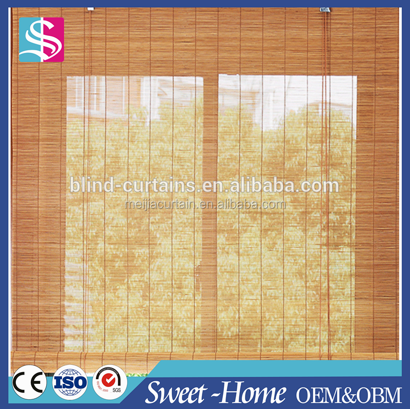 china home decor wholesale outdoor bamboo blinds from Chinese supplier