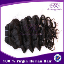 Best Web To Buy China 8A Virgin Free Shipping 3Pcs Curly Russian Short Weaves Hair Extensions