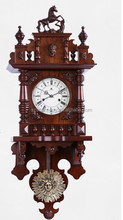 Wooden Wall Pendulum Clock,Antique Table Clock made in china