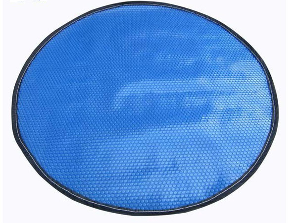PVC plastic Swimming pool Bubble Covers--suitable for intex pool
