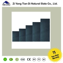 cut to size natural black ziyang roofing slate