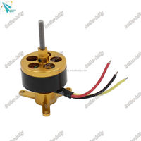 BHA3510 Coreless DC Motor for air plane jet engine