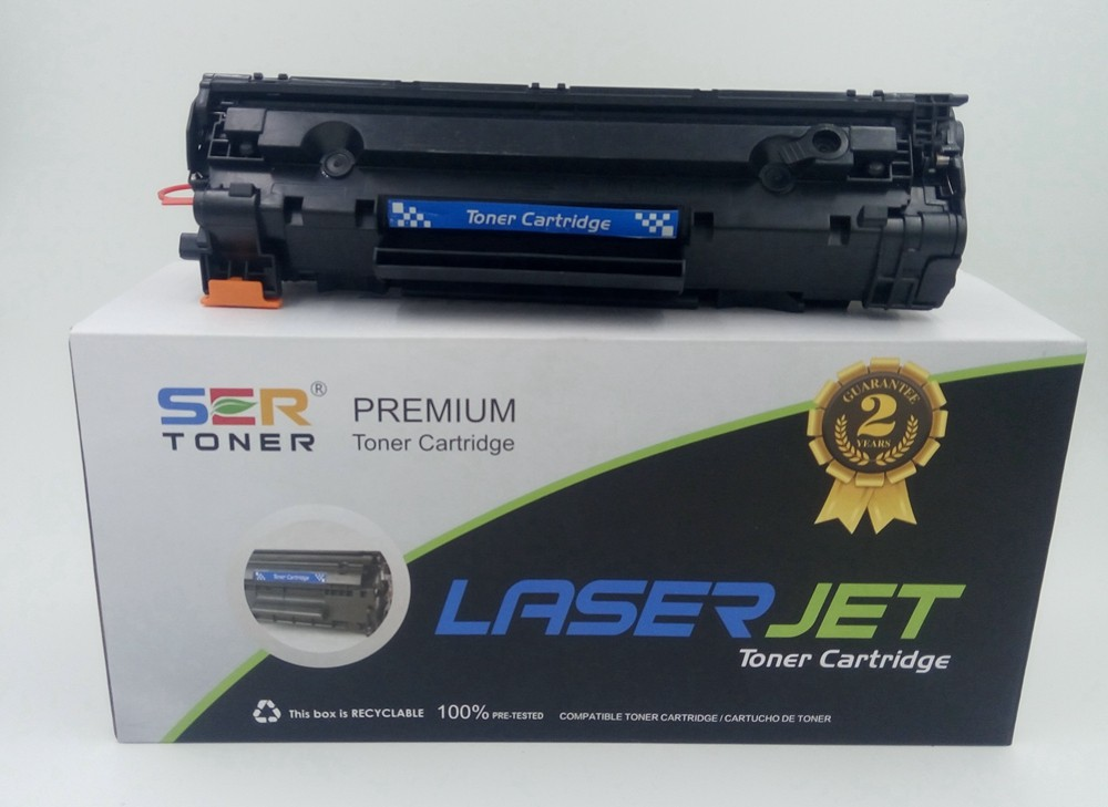 compatible toner cartridge for hp ce278a/36a/35a/85a