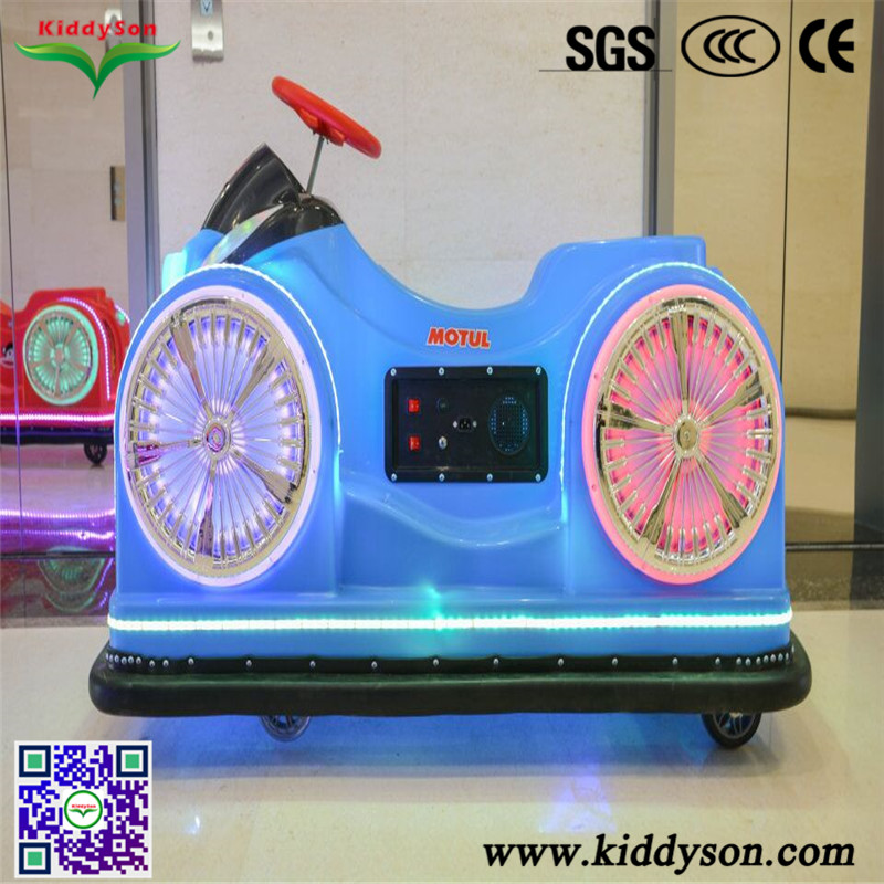 Factory wholesale Battery Bumper Cars,battery operated Manual and Remote controlled drift bumper cars for kids