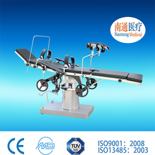 Top brand Nantong Medical Quality C-Arm Electric hydraulic operating table medical equipments of China