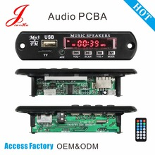 usb pcb Board Radio FM Suond Module For China,Hot Sale JLH Audio Car Mp3 Player Circuit Board pcba