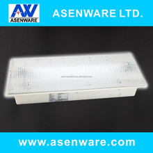 Fire-retardant exit sign t5 8w fluorescent emergency light
