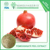 China product 100% pure natural Pomegranate peel extract powder Ellagic acid 10%-90% FREE sample