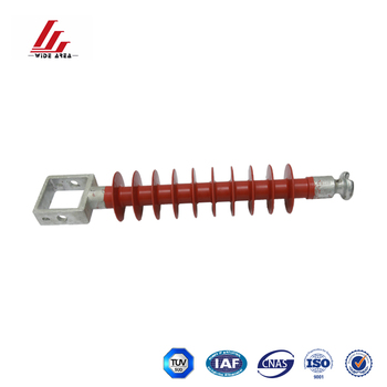 Electrical Power Line 35KV Silicone Rubber Cross-arm Insulator