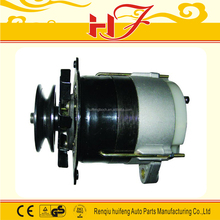 High quality factory alternator and starter cores for Russia market