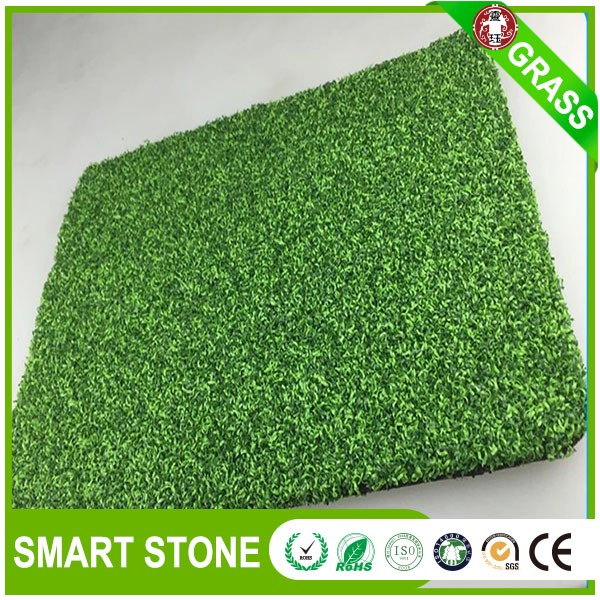 Removable Artificial Grass For Golf Sport Fake Grass Drainage Mat For Indoor Mini Golf
