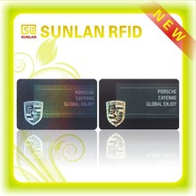 NFC card,3D card,american express black card