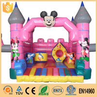 inflatable bouncer play land