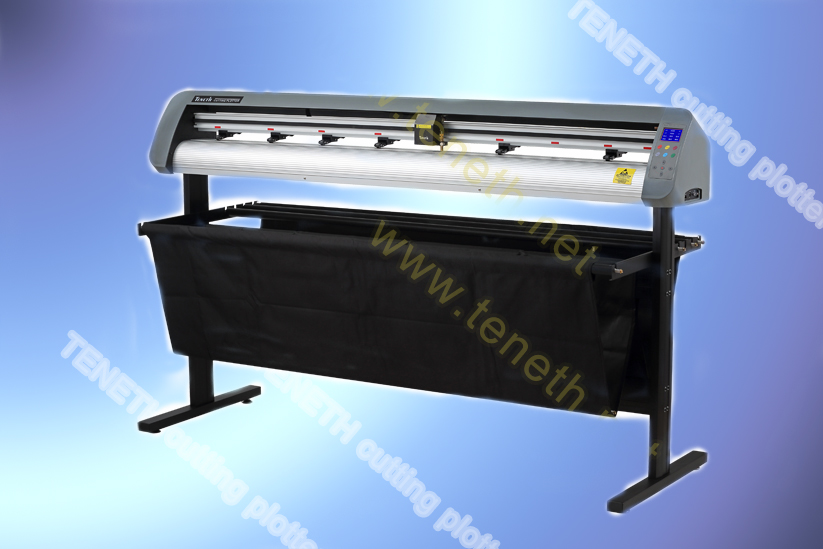 Wide format 1.6m cutting plotter TH1600L/large scale vinyl cutter/1650 maximum paper feed width cutter plotter with contour cut
