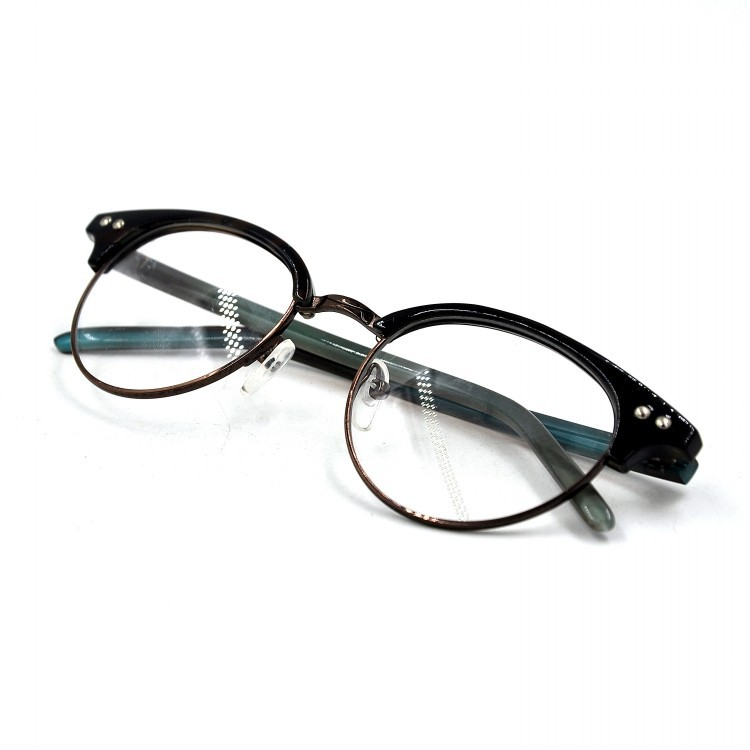 China Manufacturer Wholesale 2015 half eye reading glasses frames
