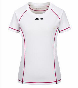 latest women running shirt in good quality in low price