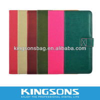 2013 Most Trendy 7 inch PU cover for mini ipad