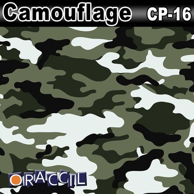 Car Clothes CP-16 1.52*30m Army Camouflage Camo Car Vinyl Wrap Film Desert Digital Sticker