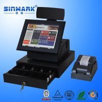 SINMARK POS Terminal/POS System/touch screen pos system terminal