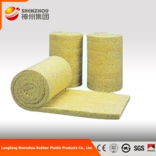 Rock Wool Felt Mineral Wool Blanket For Heat Insulation And Sound Absorption Of Large-caliber Pipeline,Construction Wall