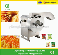 Automatic potato strip cutter machinery 0086-18553901683