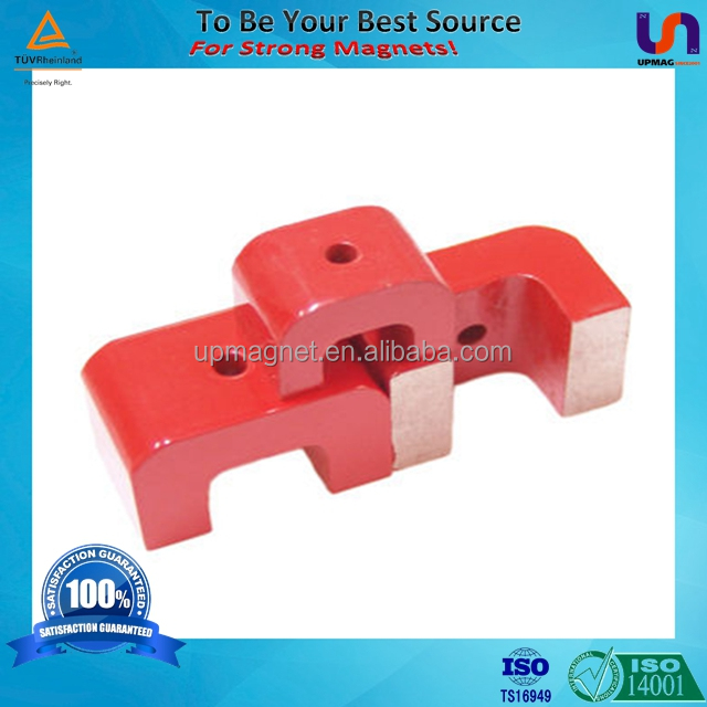 AlNiCo Horse foot shaped permanent magnets