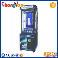 Vending Stack Game Machine Chinese Manufacturer Claw Crane Machine